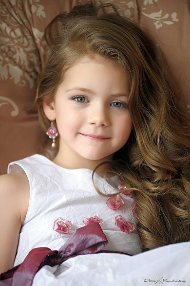 Toddler Girl Brown Hair Www Pixshark Com Images