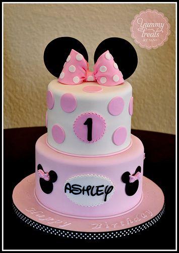 Minnie Maus Torte Mini Maus Pinterest