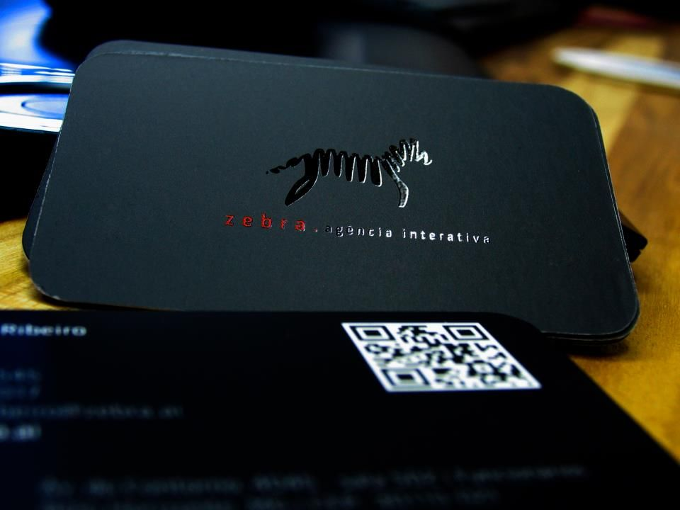 Zebra business card www.zebra.ai