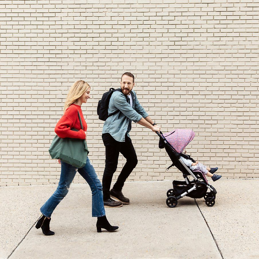 The Compact Stroller Floral Compact, Baby strollers