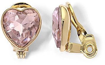 Monet Jewelry Monet Jewelry Purple Clip On Earrings 7XuBo8L