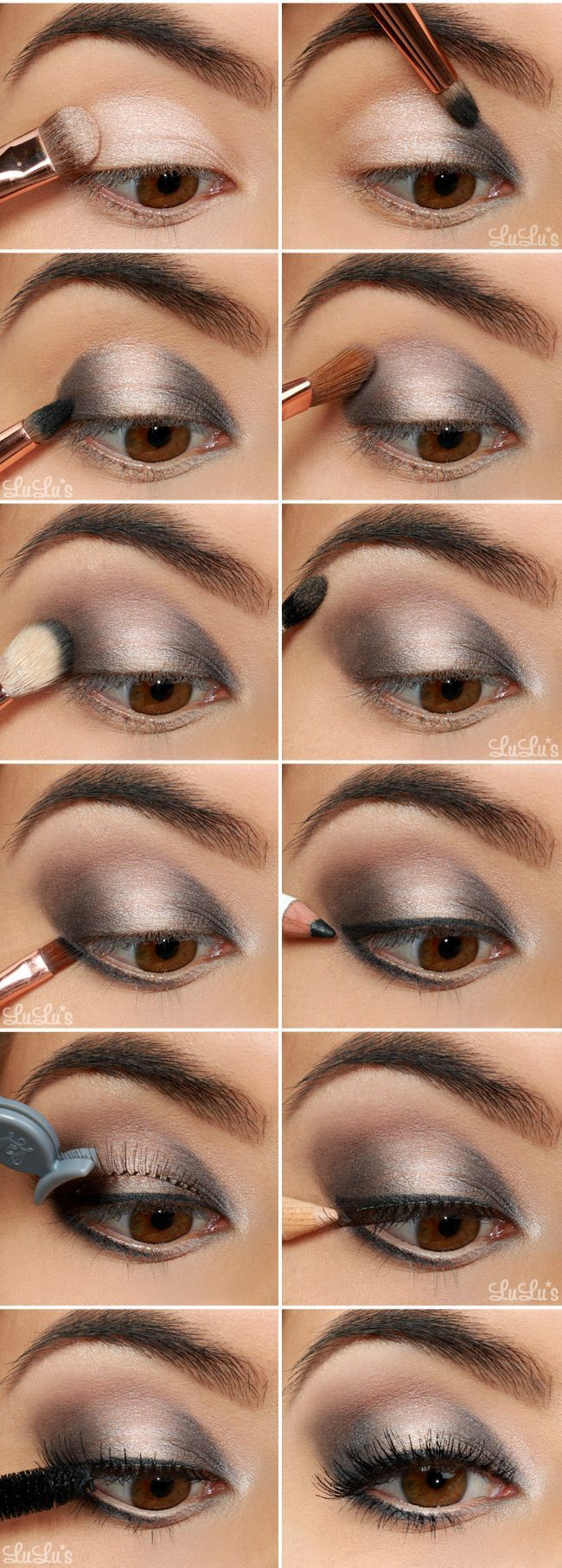 Photo of ¡Maquilla Smokey Eyes perfectamente con estos consejos e instrucciones! – TCC | Ojo Mak …