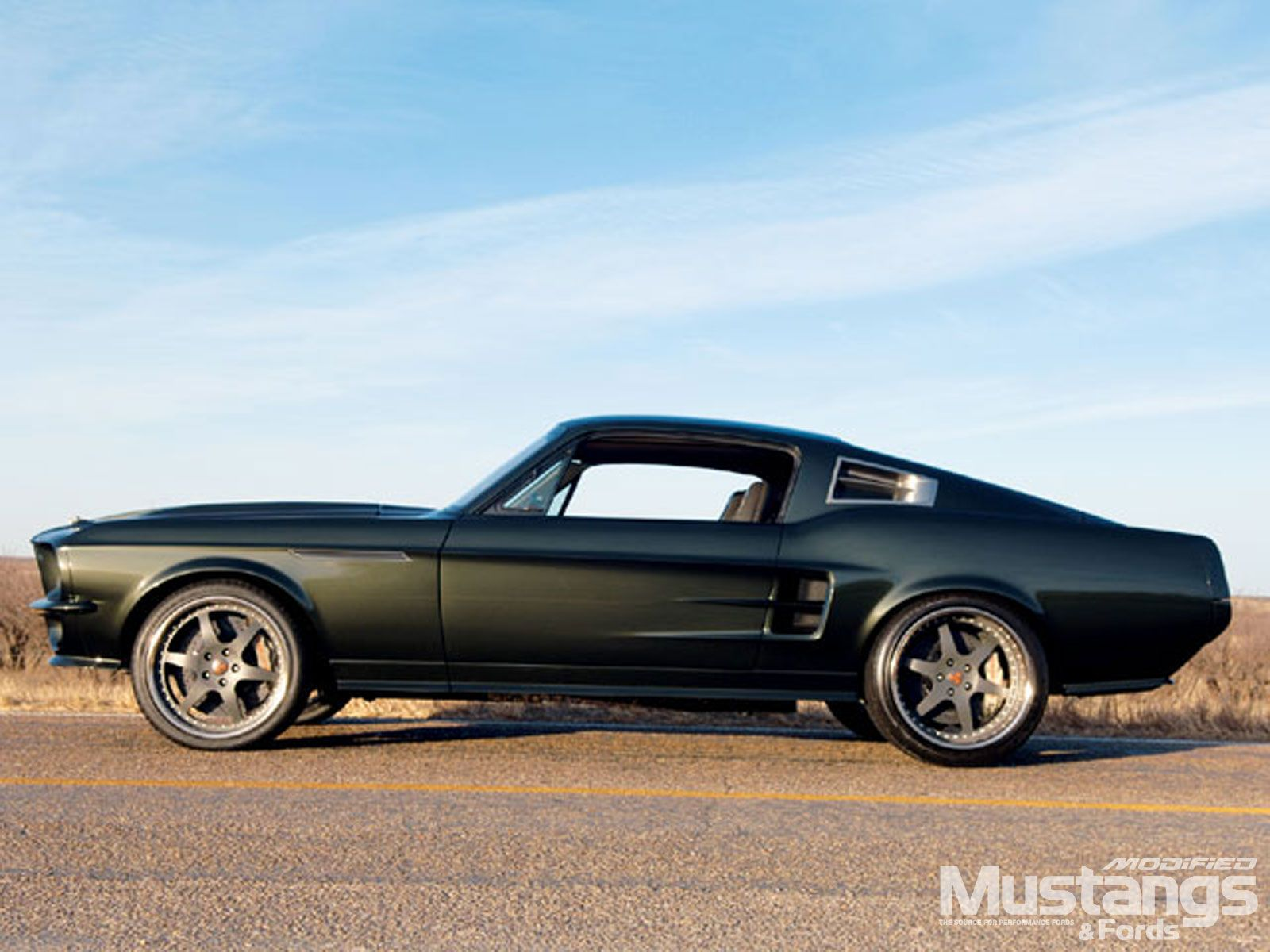 1967 fastback mustang 1967 ford mustang fastback reactor side view photo 2