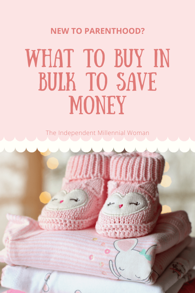 What to Buy in Bulk to Save Money in 2020 | Baby registry ...