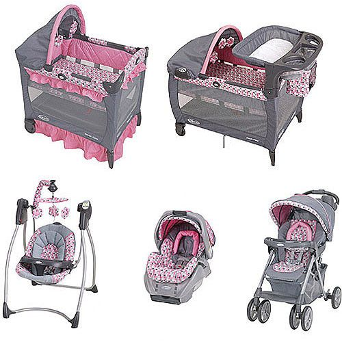 Graco Ally Collection Baby Gear Bundle Baby Items I