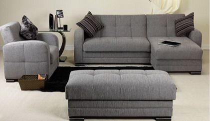 20 Great Small Couches For Your Living Room | Grey corner sofa ...