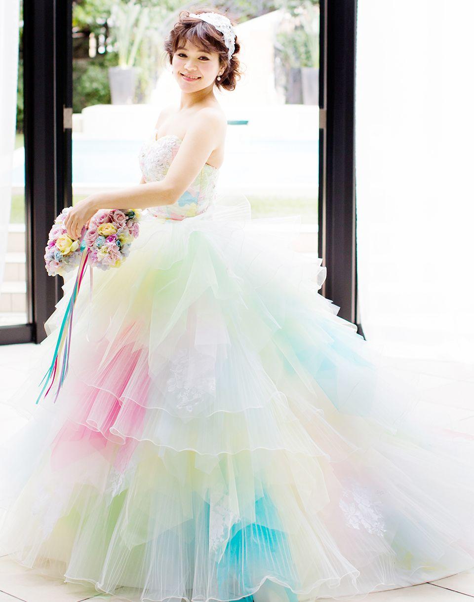 VIP Dresses Colorful