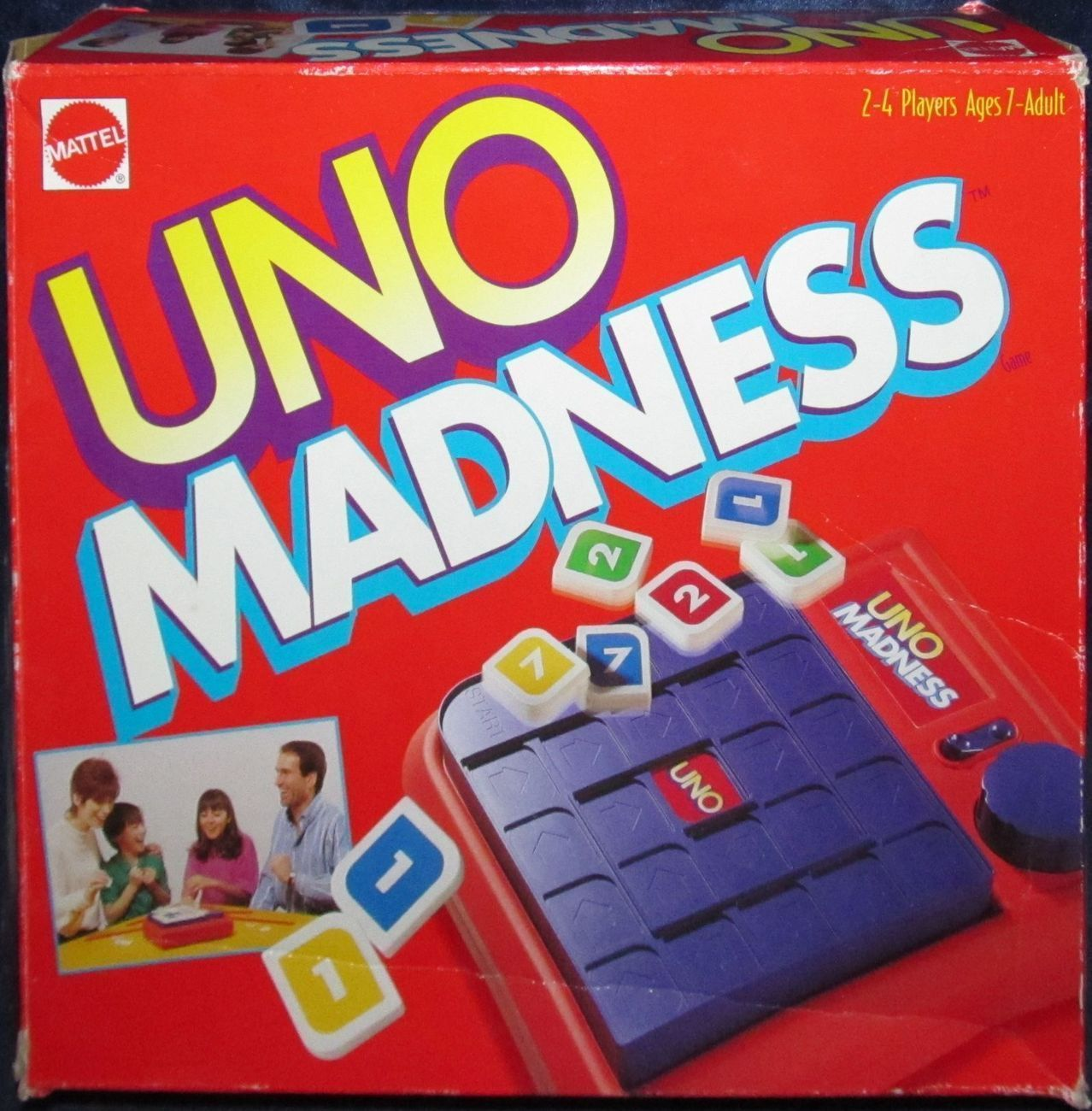 Uno Madness This is Uno on steroids. Played like the