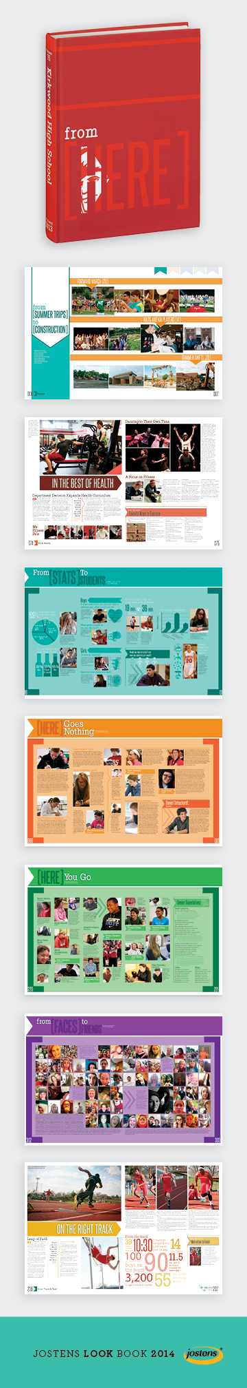 #Jahrbuch drucken #Schule #Jahrbücher #Ideen #Design #Gestaltung #Inspiration #Cover #Yearbook [Pioneer, Kirkwood High School, Kirkwood, MO] #YBKlove