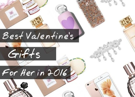 25 best valentines day gifts for wife (her) 2016 | top gift ideas, Ideas