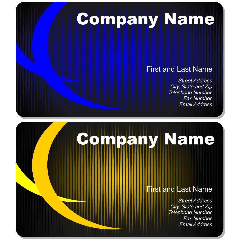 Letterhead Design In Coreldraw Luxury Coreldraw Business Card Templates Free Download Free Business Card Templates Visiting Card Templates Card Templates Free