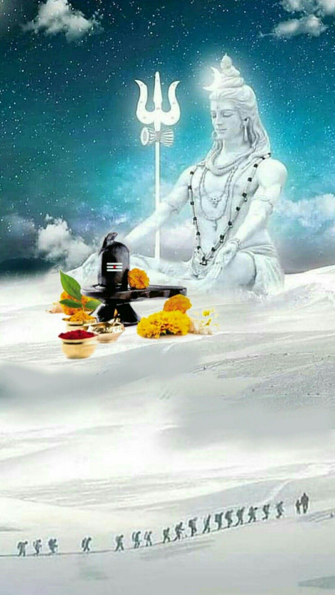 Pin by soniya thulasidharan on god Shiva lord wallpapers