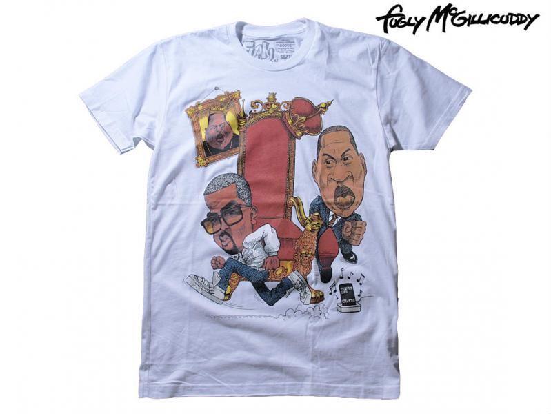 Fugly McGillicuddy(ファグリー)Tシャツ/KANYE WEST-Z
