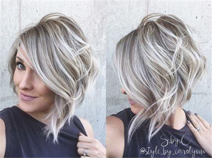 Rooty Bright Blonde HOWTOs Short hair styles, Hair