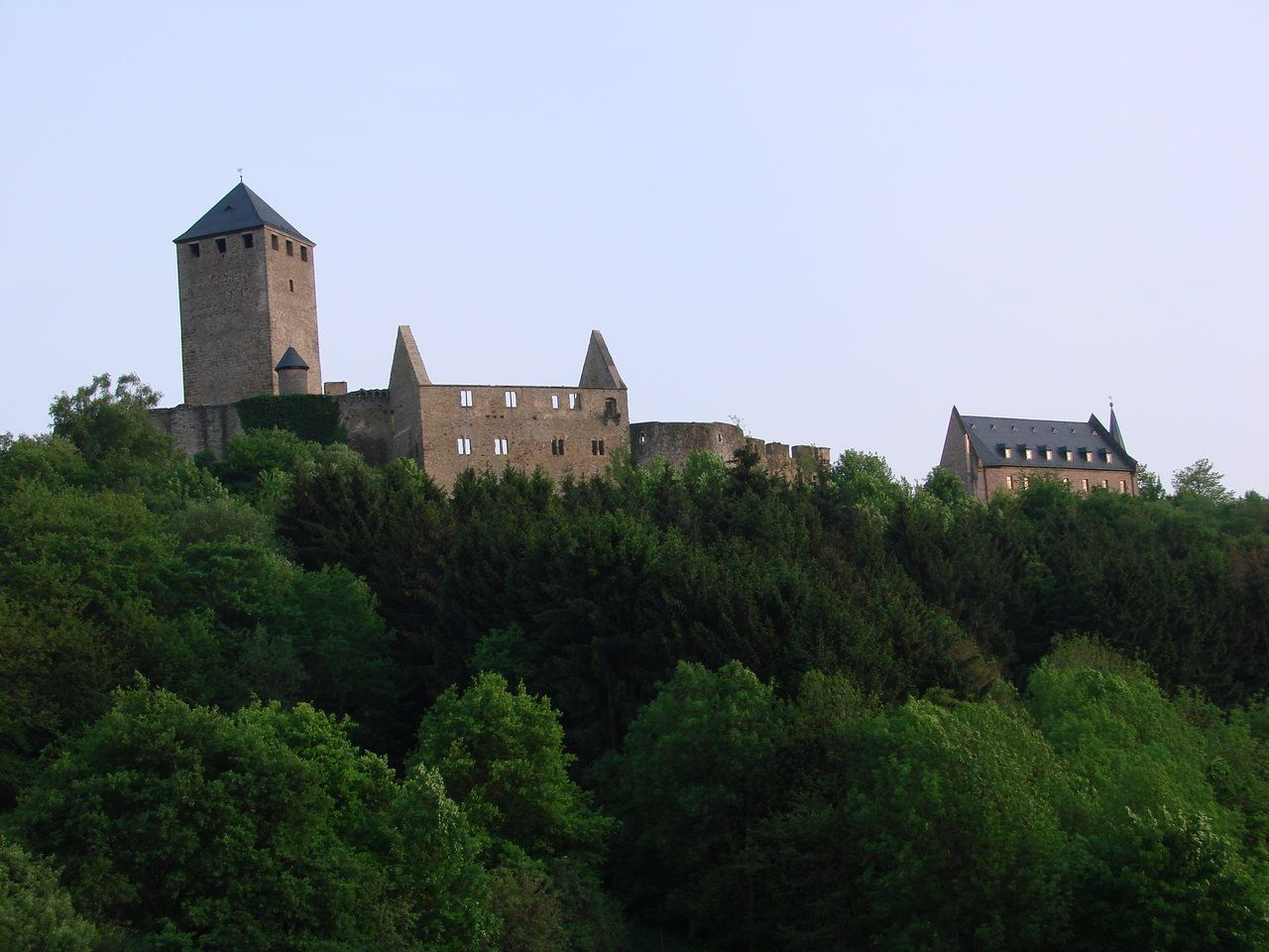 Burg Lichtenberg Kusel Germany My Son Claims This As His Castle Because He Was Born In Kusel Adventure Travel Germany Adventure