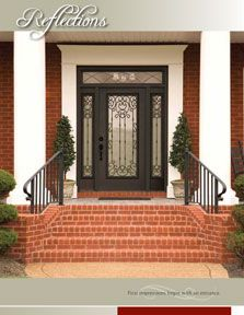 Western Reflections Doors Are Sold At Mcdaniel Window And Door In Florence Al Www Mcdanielwd Com Home Renovation Sweet Home Doors