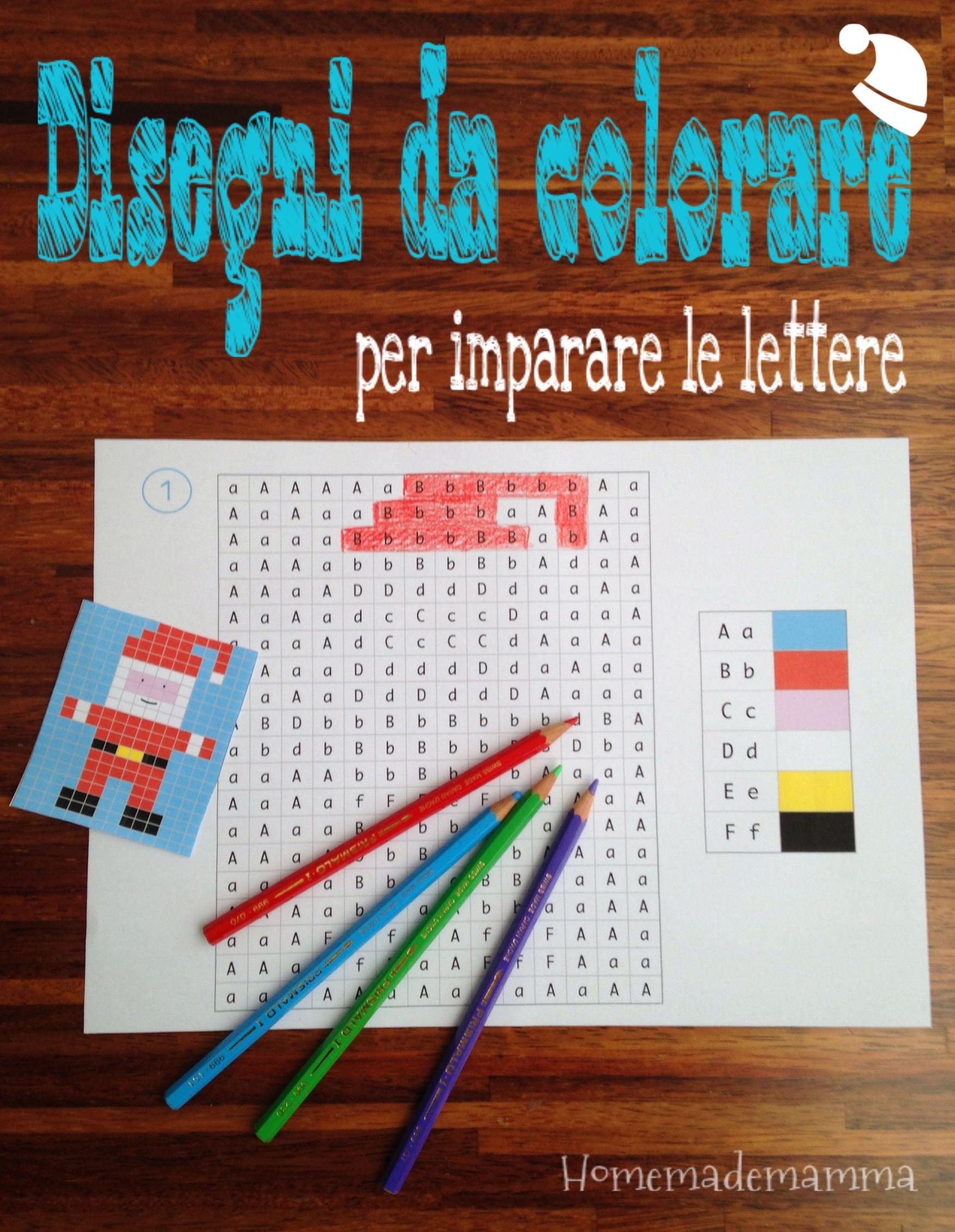 Super Giochi ed attività per imparare l'alfabeto PF ne ha fatti davvero  UY27