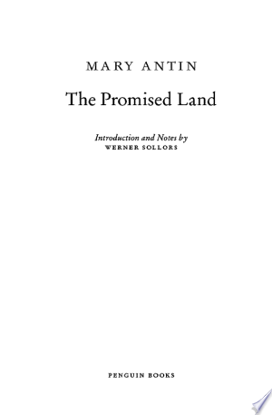 Their Promised Land PDF Free Download