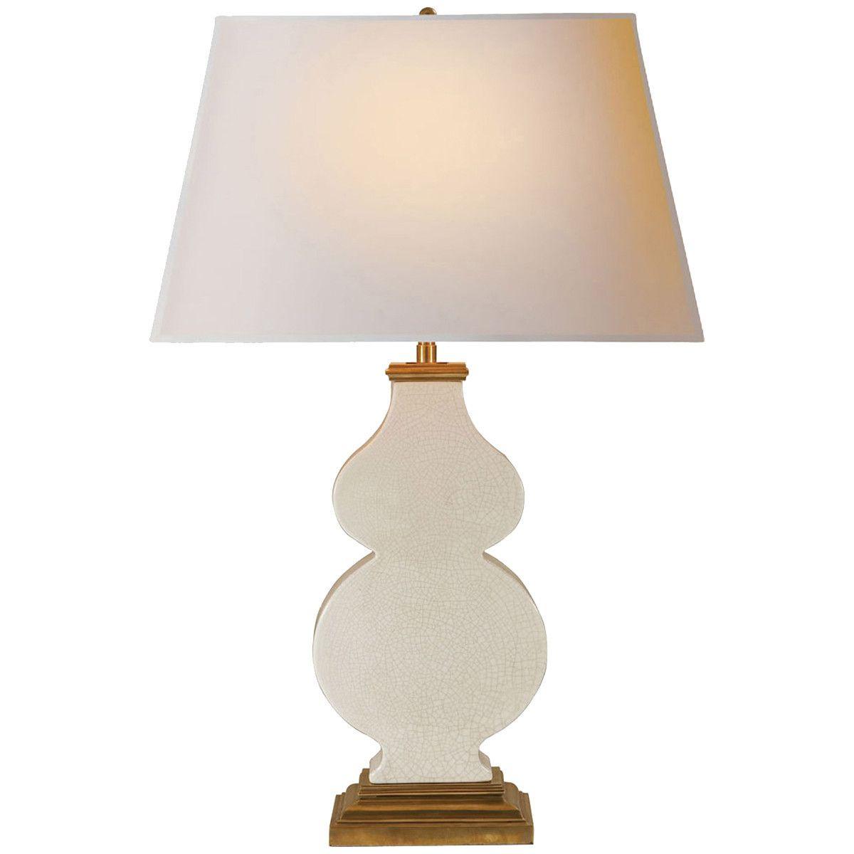 Visual Comfort Lighting Alexa Hampton Anita 1 Light Table Lamp Decorative Table Lamps Table Lamp Lamp