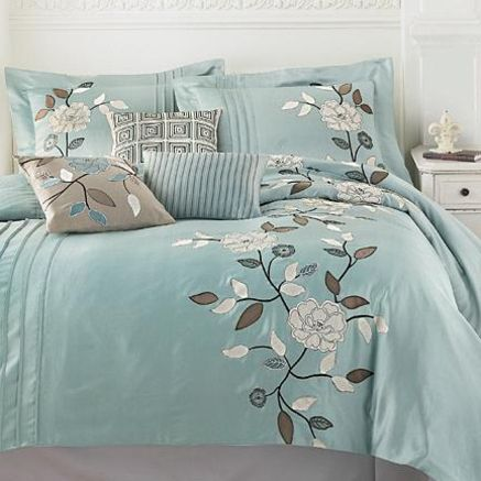 Whole Home®/MD 'Spring Bloom' Duvet Cover Set   For the ...