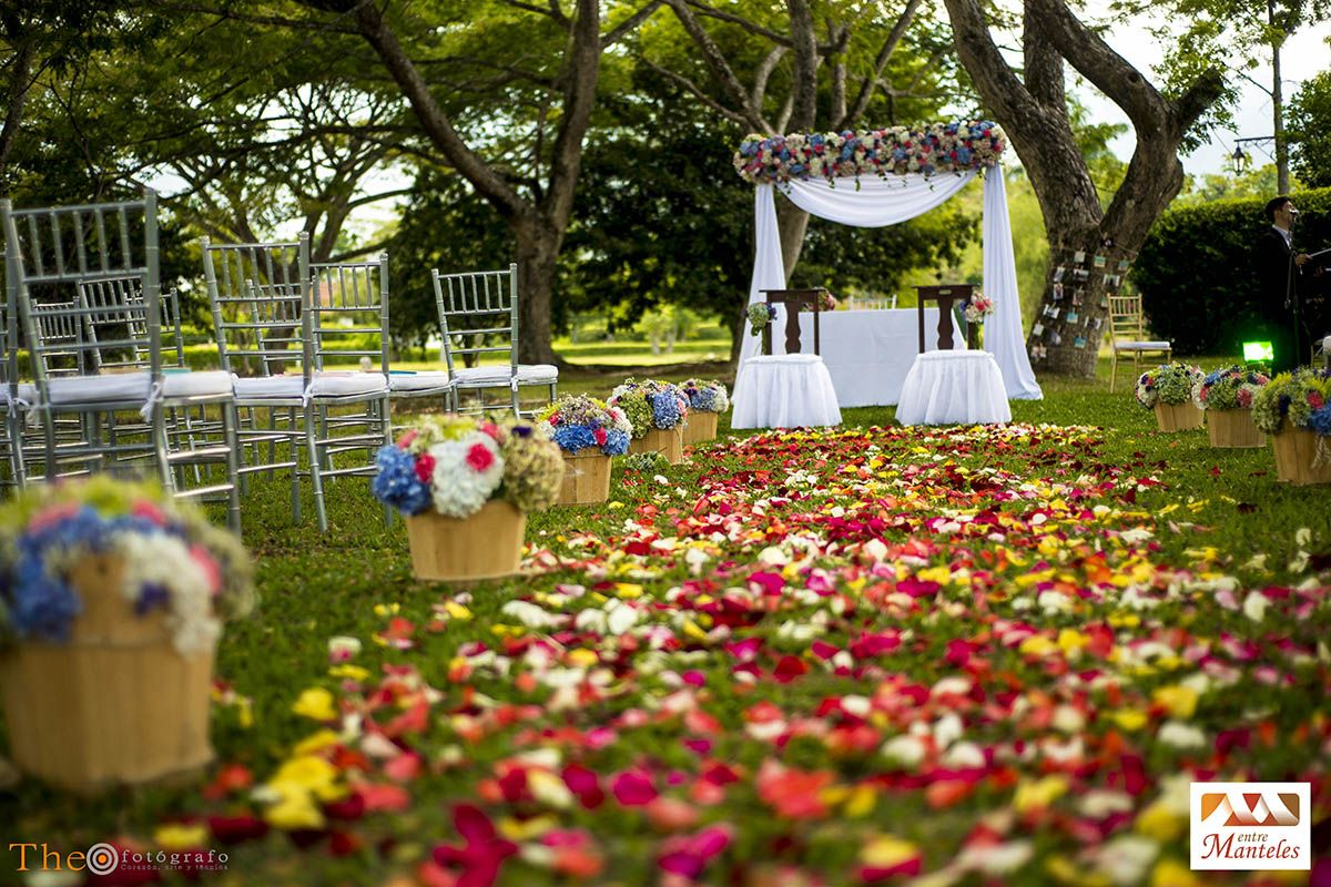 Bodas campestres en cali decoraci n de bodas en cali for Decoracion en bodas 2016