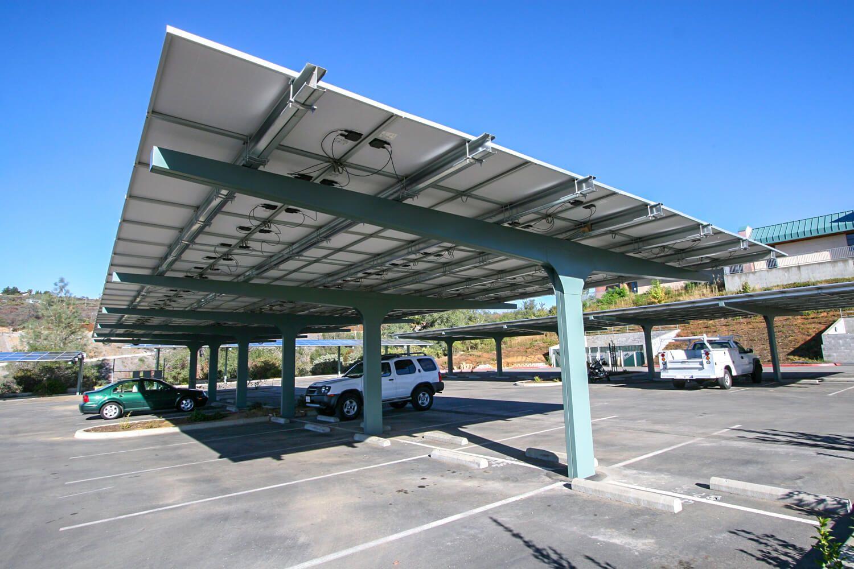 Solar Carports 2020