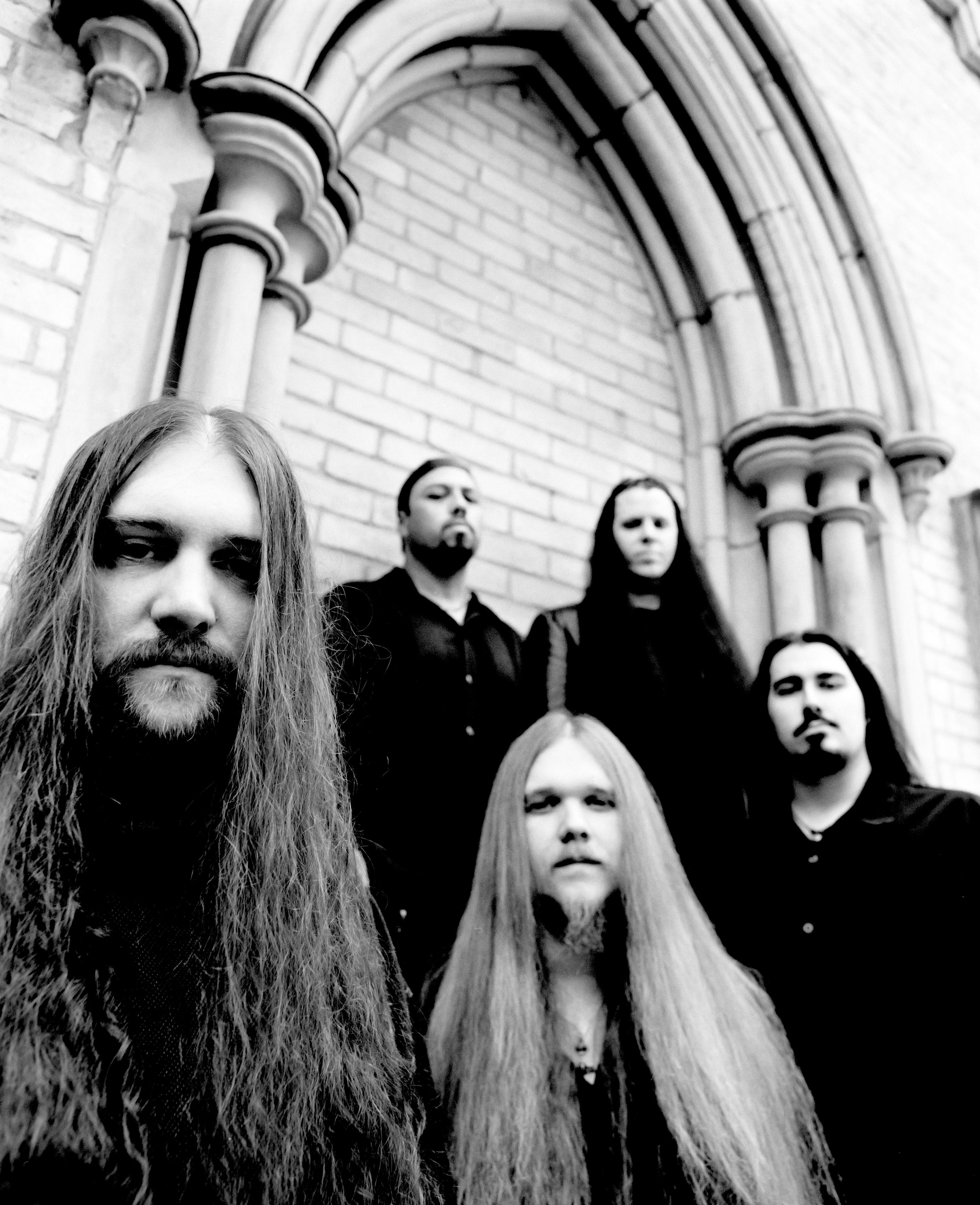 Novembers Doom Extreme Metal Heavy Metal Music Doom Metal Bands