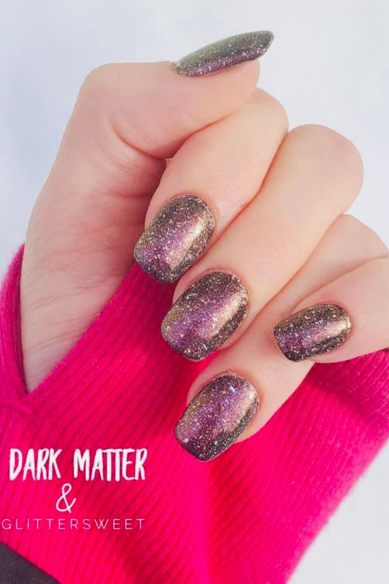 House beautiful the color issue 2021 here's what jonathan adler, breegan jane, sasha bikoff, bailey li, and jenny brown have to say. Dark Matter-GlitterSweet in 2021 | Color street nails, Nail color combos, Color street