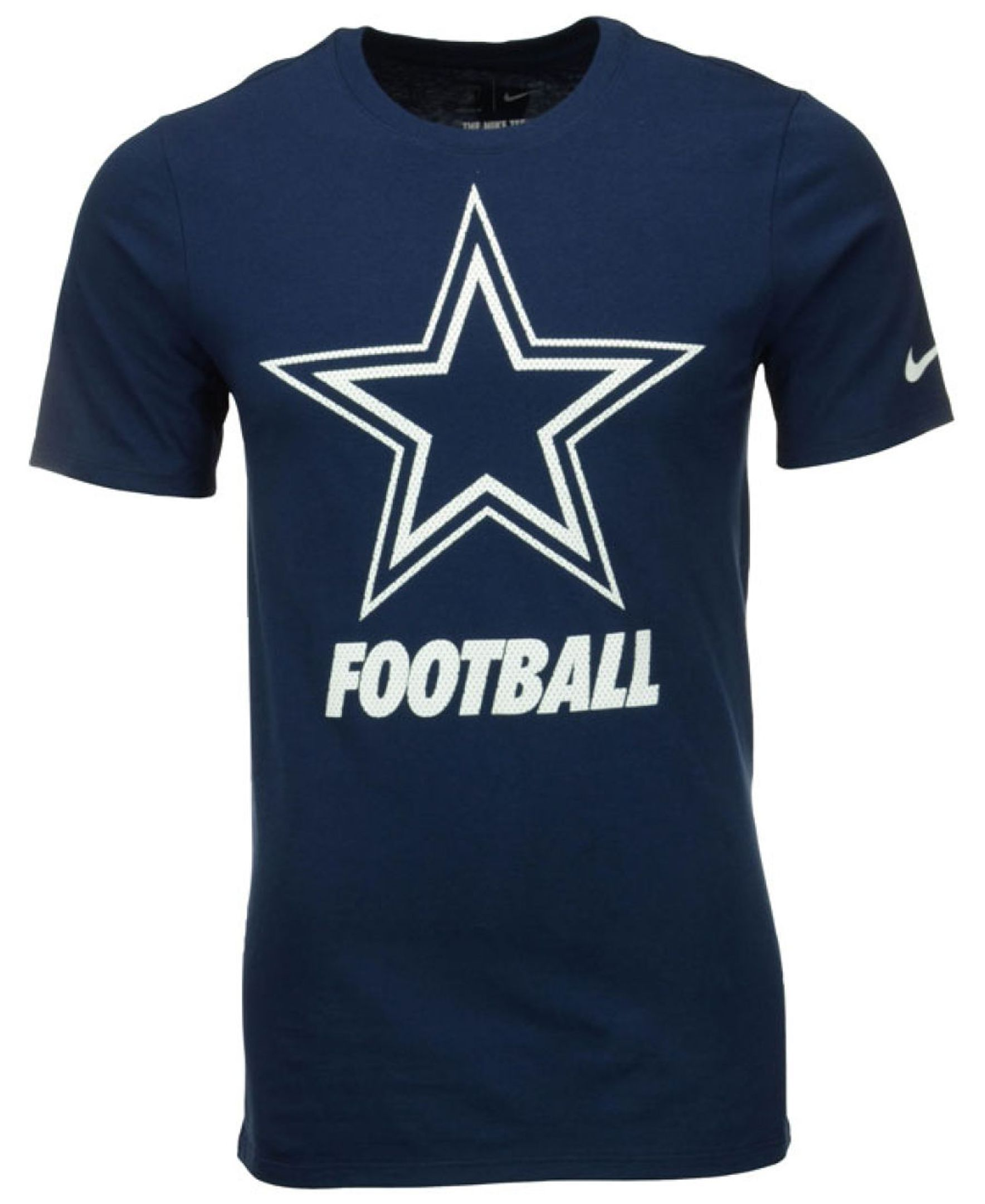 Nike Men s Dallas Cowboys Facility T-Shirt  47f6416a9