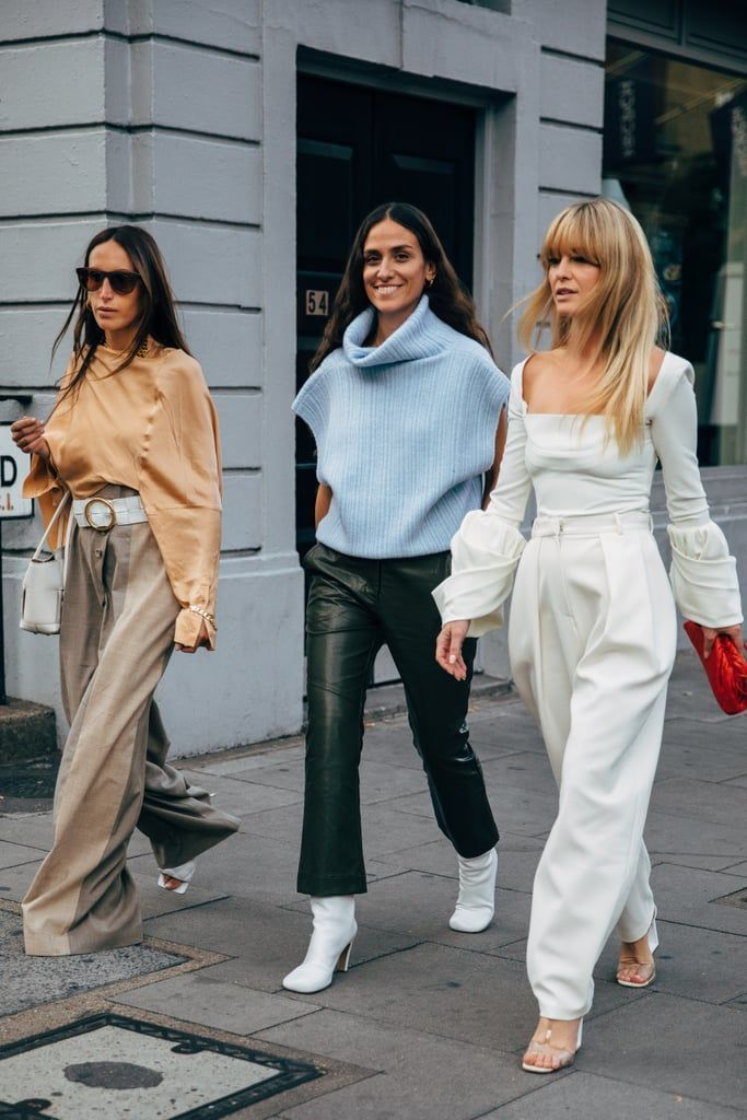 Photo of Best Street Style at London Fashion Week