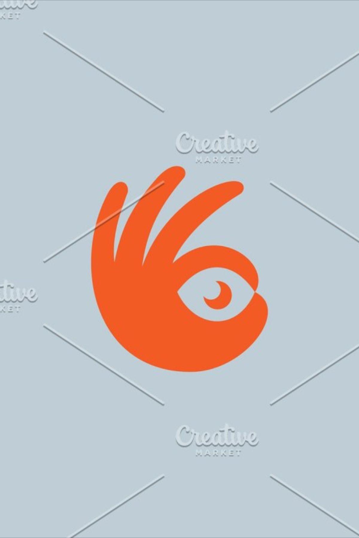 Ok Hand Logo Design Modern Minimal In 2020 Hand Logo Modern Logo Design Logo Design