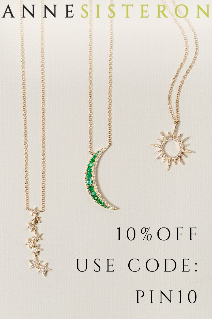 Make Every Day An Occasion With Jewelry From Anne Sisteron Use Code Pin10 For 10 Off Your Bangles Jewelry Designs Modern Necklaces Anne Sisteron Fine Jewelry