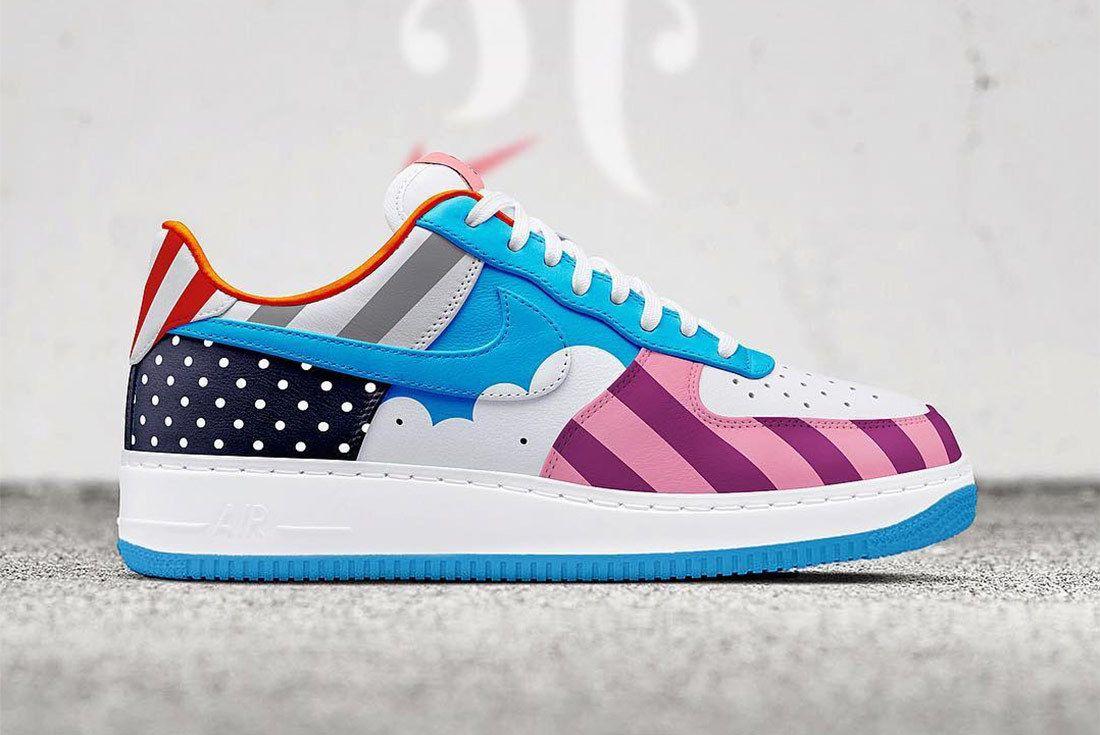 Parra's Nike Colab is Inspiring Epic Sneaker Art | Sneakers