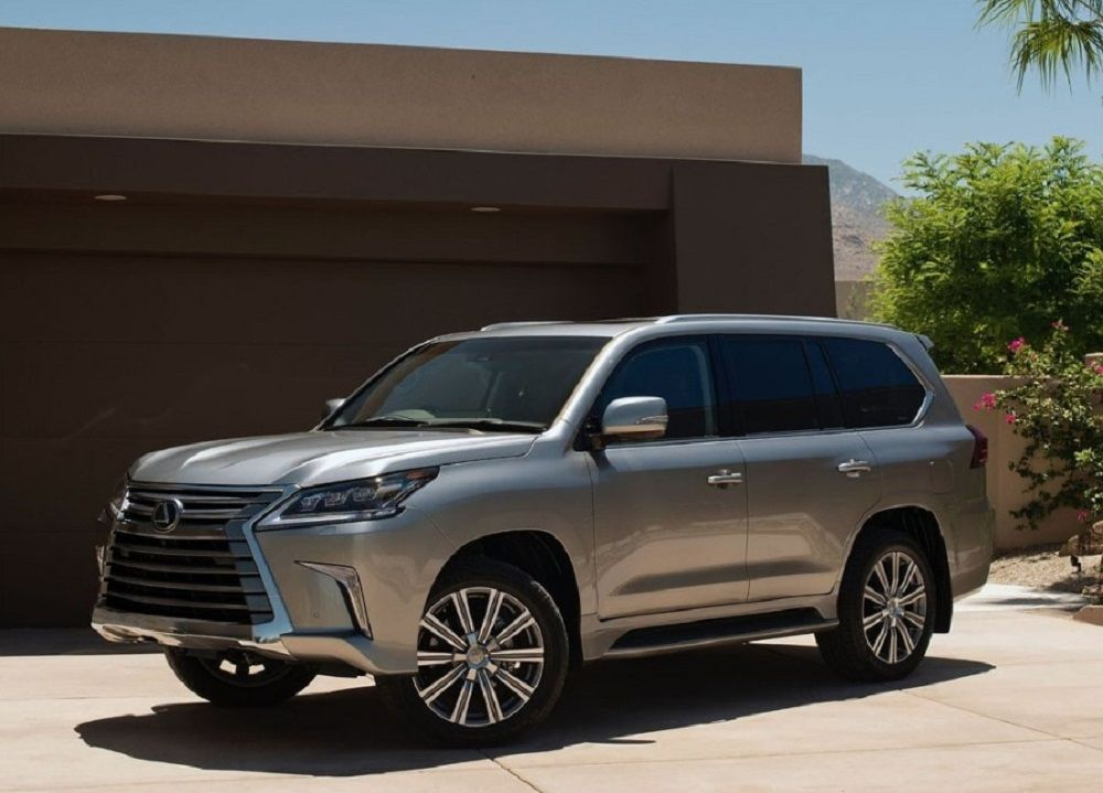 Lexus LX 570 Comes With Big Modifications For 2019