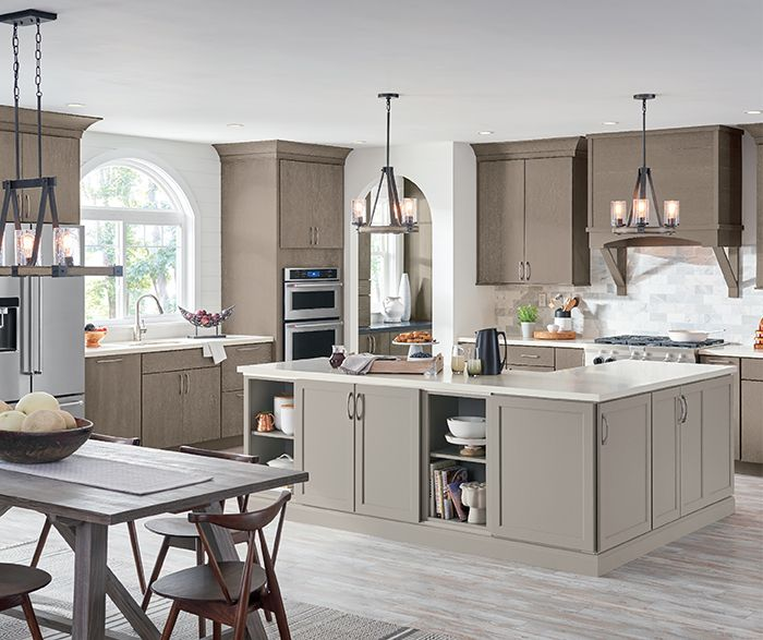 #Kitchen #cabinetry #ideas and #inspiration! Be inspired ...