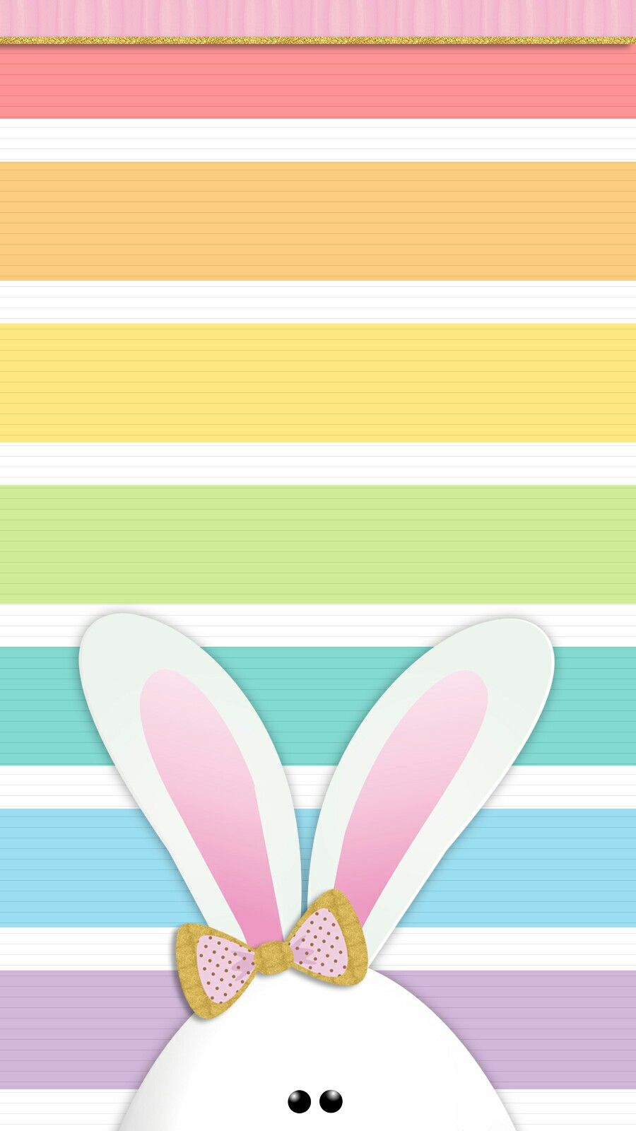 Easter bunny wallpaper iphone | Cute walls by me ...