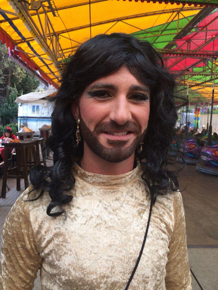 #ConchitaWorst #carnaval2015 #carnaval #Águilas #makeup #maquillaje