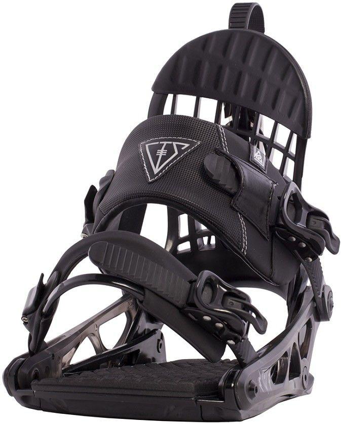 K2 Cinch CTS 2015 Bindings - Black