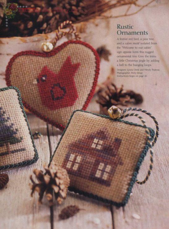 Gallery.ru / Фото #7 - Cross_Stitch_Christmas _11.2004 - Tatiananik