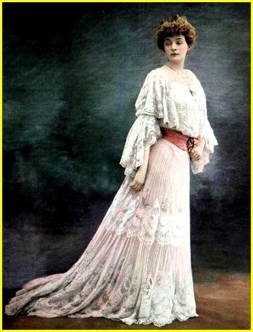 R jane robe de jacques doucet les modes 1903 jpeg - La mode en peinture ...