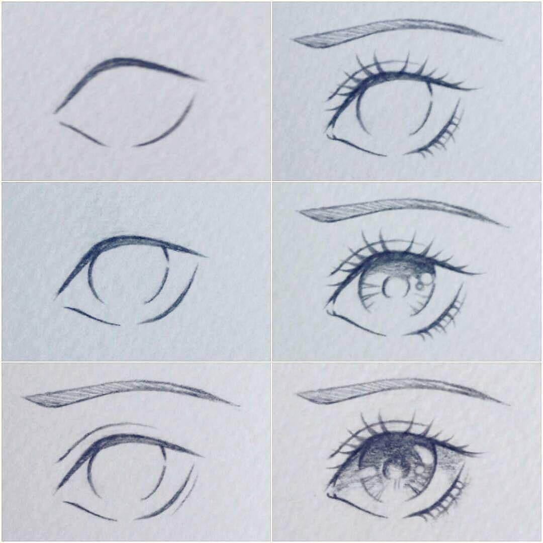 Regardez Cette Photo Instagram De Moart18 1 055 J Aime Anime Eye Drawing Anime Drawings Tutorials Anime Drawings Sketches