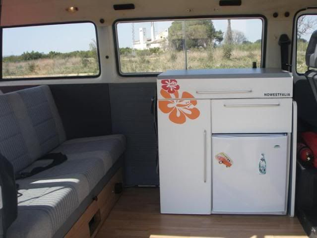 Mueble cocina fregadero nevera para T3  Ideas camper