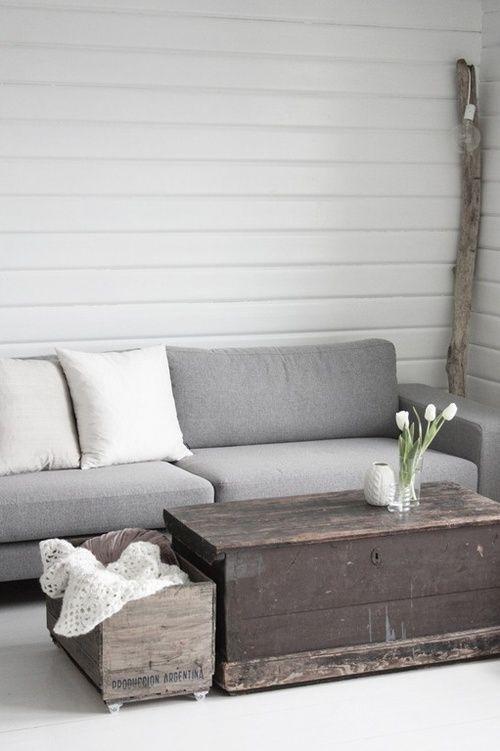 Pin von Merel van Beek auf Huisje, boompje, beestje Pinterest - schoner wohnen wohnzimmer grau