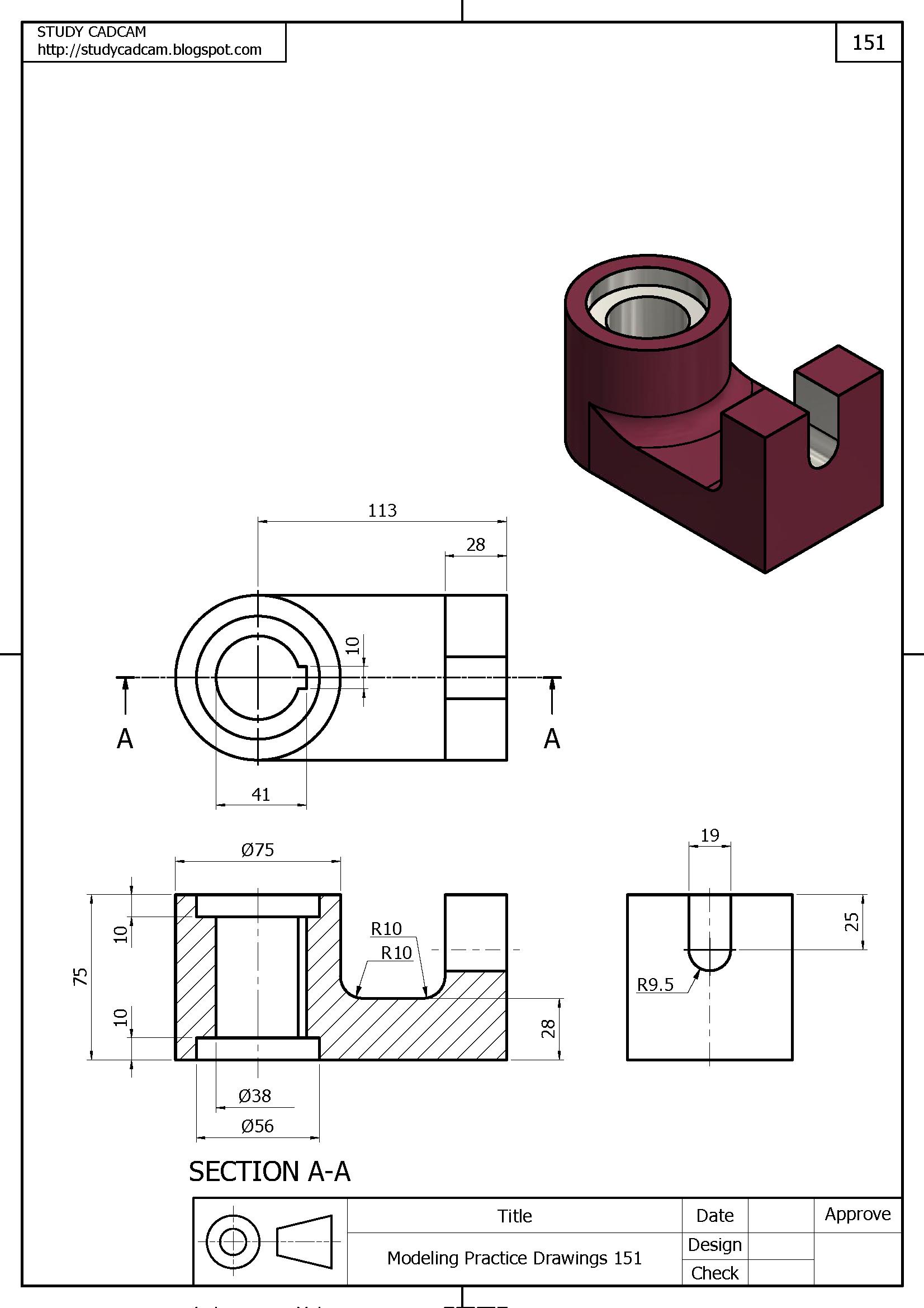 Vistas Y Desarrollo Axonometrico Ejercicios De Dibujo Vistas Dibujo Tecnico Tecnicas De Dibujo