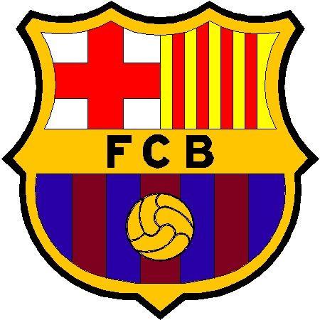 Escudo Barca Escudo De Barcelona Logo De Barcelona Escudo Del Barcelona