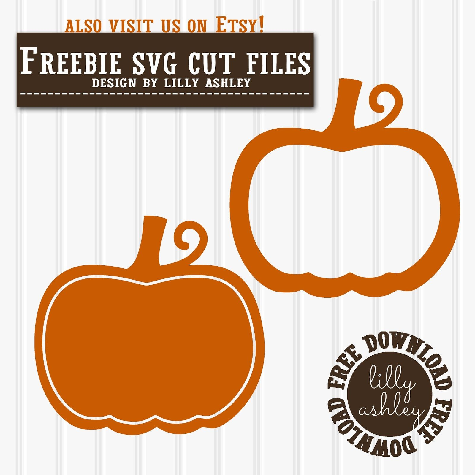 Free Pumpkin SVG Files Svg files for cricut, Freebie svg