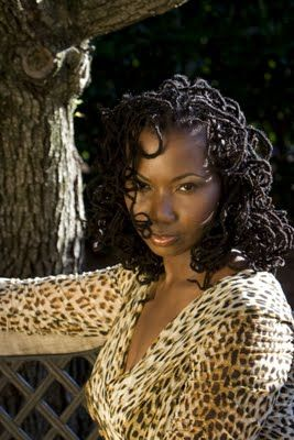 Curly Locs   Black Women Natural Hairstyles