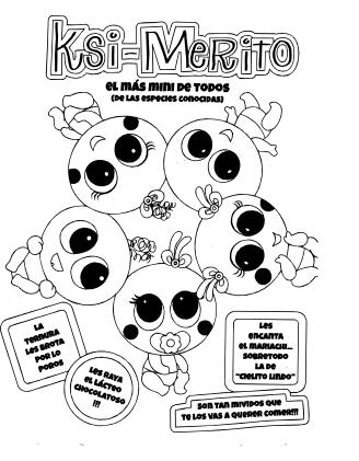 Ideas Y Material Para Fiestas Y Candy Bar Dibujos De Casimeritos Para Colorear Libros Para Colorear Colorear Para Niños Animalitos Para Colorear