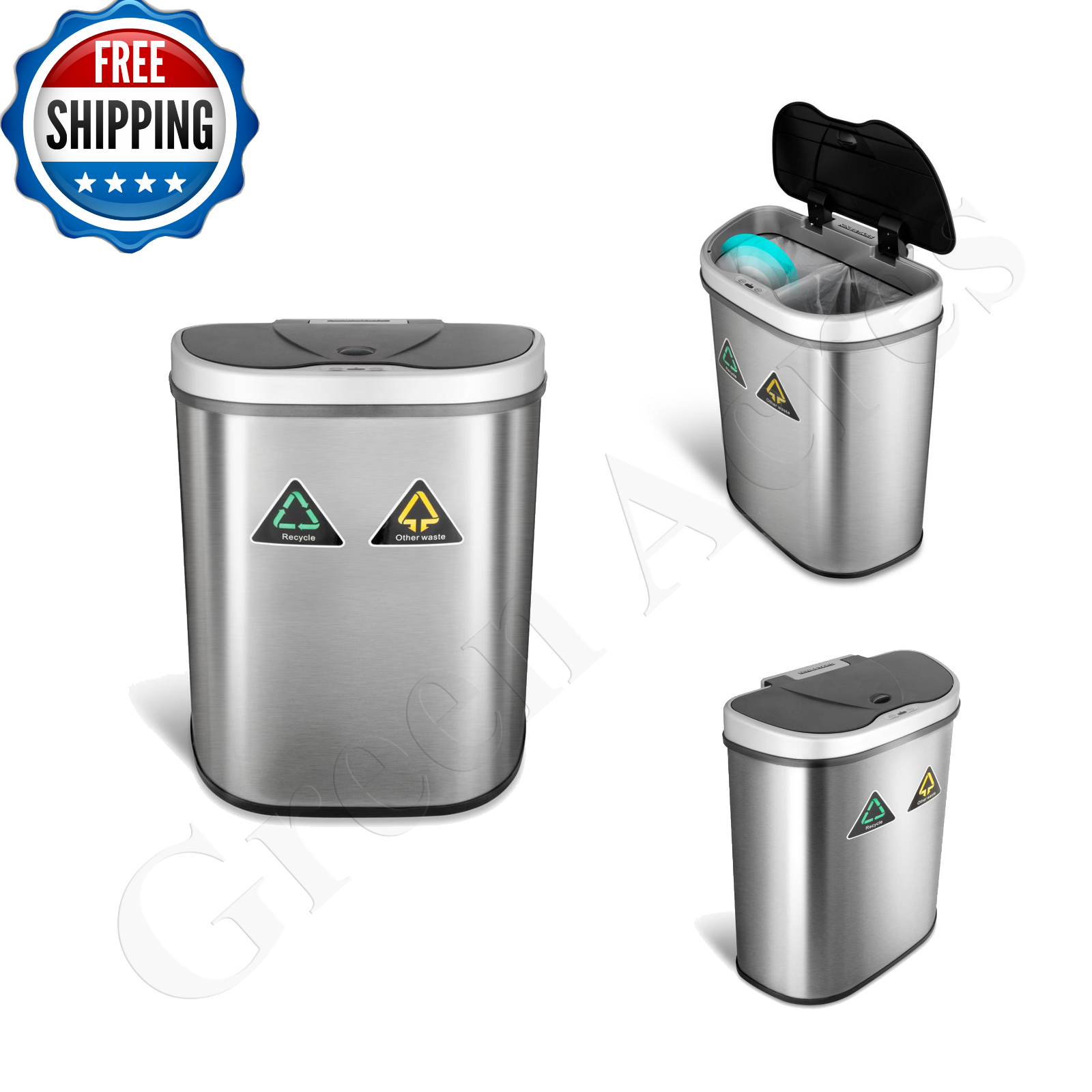 Https Ift Tt 33itjoc Trash Cans Ideas Of Trash Cans Trashcans Trash Trash Cans Kitchen Trash Cans Canning