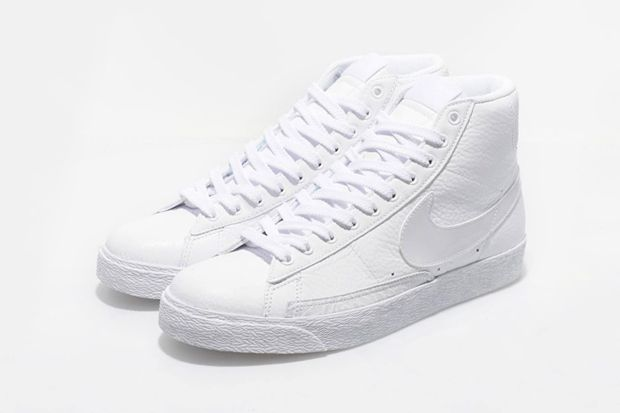 Tous Blazers Nike Blanc